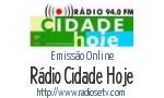 Rádio Cidade Hoje - Online