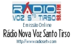 Rádio Nova Voz Santo Tirso - Online