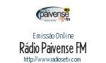 Rádio Paivense FM - Online