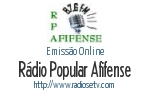 Rádio Popular Afifense - Online