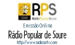 Rádio Popular de Soure - Online