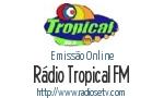 Rádio Tropical FM - Online
