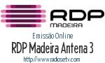 RDP Madeira Antena 3 - Online